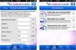 Calcul Crédit iOS