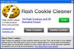 Flash Cookie Cleaner