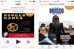Audible livres audio iOS
