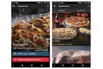 Domino's Pizza sur iOS