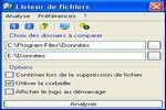 Listeur de fichiers