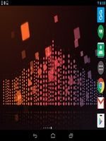 t l charger music visualizer livewallpaper sur android