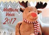 Carte de Noël au format Word en téléchargement
