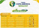 Calendrier Phase de Groupes Copa America 2019 en téléchargement