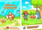 Pokemon: MagiCarpe Jump Android en téléchargement
