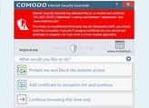 Comodo Internet Security Essentials en téléchargement