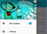 Enregistreur de conversations Android en téléchargement