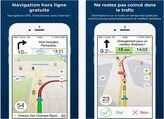 Navmii GPS gratuit iOS en téléchargement