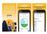 Norton WiFi Privacy Android en téléchargement