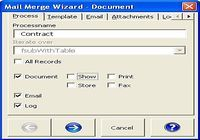 Mail Merge for Microsoft Access 2007