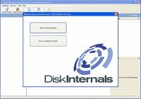 DiskInternals Access Recovery