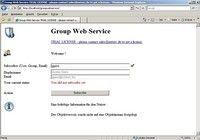 GroupWebService