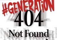 Géneration 404 - 20 minutes du 24/11/2015
