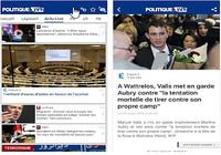 Politique Live iOS