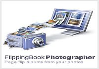 FlippingBook Photo Album Builder