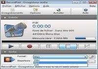 RecordPad - Enregistreur sonore