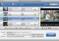 AnyMP4 Convertisseur Vidéo en GIF pour Mac