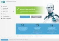 Logiciel gratuit ESET Internet Security 11 (ex Smart Security)