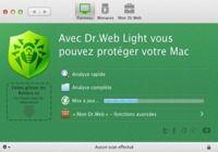 Dr. Web Antivirus pour Mac OS X