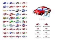 Car Icon Library