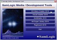 SamLogic CD Menu Creator