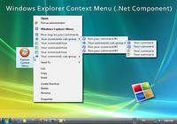 Windows Explorer Shell Context Menu Pro