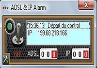 ADSL & IP Alarm