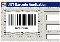 Barcode .NET Forms Control DLL