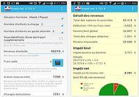 Calcul Impôt 2016 Android