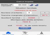 Calcul Impôt iOS