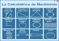 La Calculatrice de Machiniste 2.0.0
