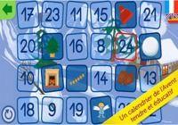 Le calendrier de l'Avent de Petit Ours Brun iOS