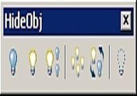 HideObj pour AutoCAD 2004/2005/2006