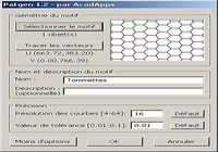 PatGen pour AutoCAD 2007/2008