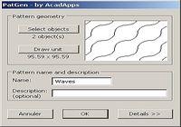 PatGen pour AutoCAD 2004/2005/2006