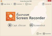 Icecream Screen Recorder 4.96