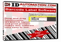 Free Barcode Label Design Application