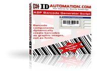 ASP Barcode Generator Script