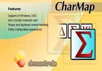 CharMap .NET control