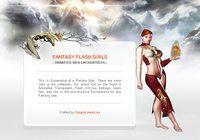 Fantasy Flash Girls