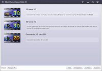 Xilisoft Convertisseur Vidéo 3D