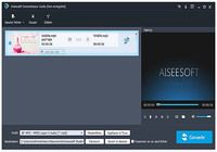 Aiseesoft Convertisseur Audio