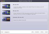 Xilisoft Convertisseur Vidéo 3D pour Mac