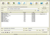 Audio CD Grabber