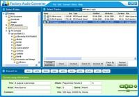 Factory Audio MP3 Converter
