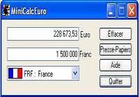 MiniCalcEuro