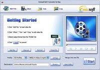 Emicsoft M4V Convertisseur pour Mac