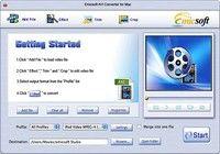 Emicsoft AVI Convertisseur pour Mac