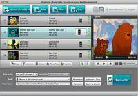 4Videosoft iPhone Vidéo Convertisseur pour Mac