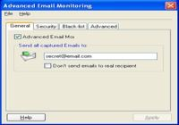 Advanced Email Monitoring